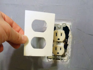electrical outlet gaskets