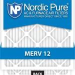 1-inch Merv-10 Air Filter