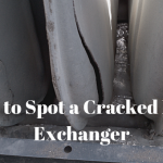 Cracked Heat Exchanger