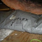 compressing ductwork