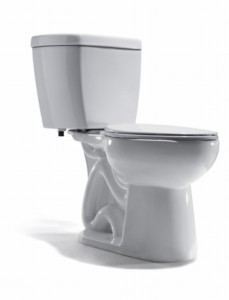 water saver toilet