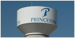 princeton texas water tower