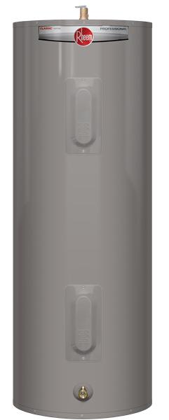 Rheem_Classic_Standard_Tall_Electric Hot Water Heater