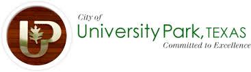 university park texas logo